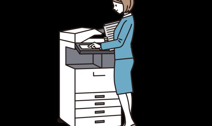 コピー機のリース